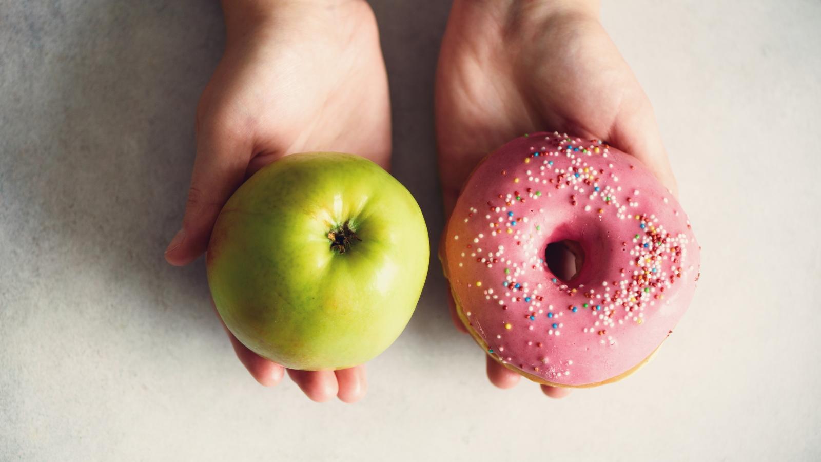 Beglitiminės dietos istorija